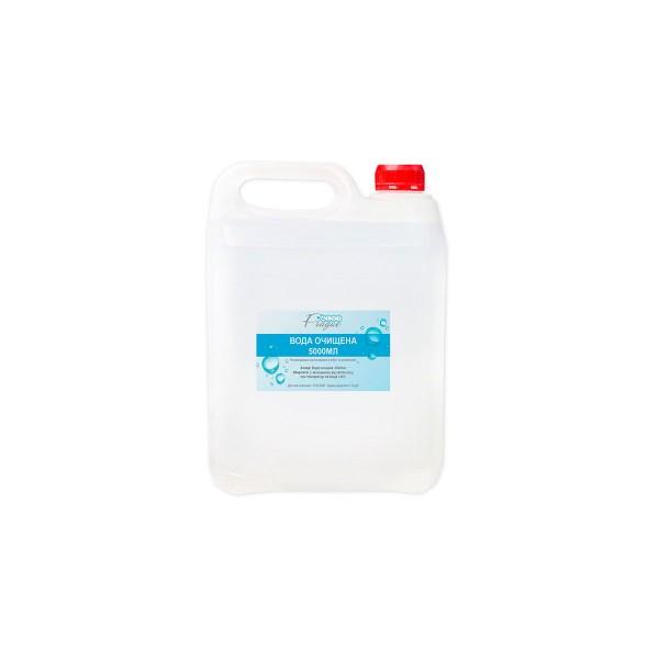 Вода очищенная деионизированная для заправки аппаратов DL/IP/TL 5 л